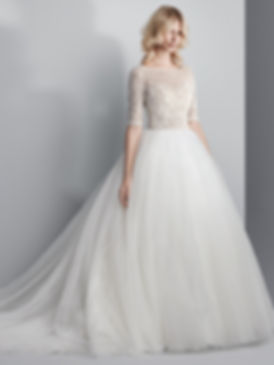 Wedding Dress, Sottero and Midgley, Grayson