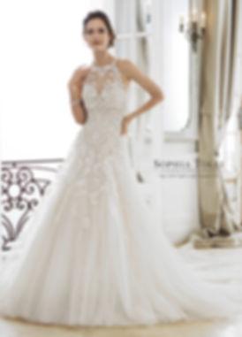 Wedding Dress, Sophia Tolli, Mon Cheri, Y11866 Adonia
