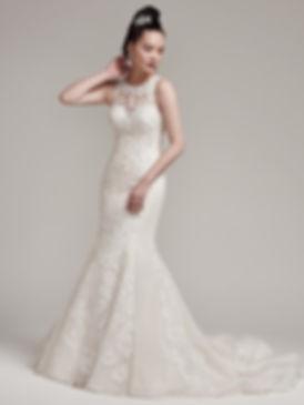 Wedding Dress, Sottero and Midgley, Platinum