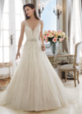 Wedding Dress, Sophia Tolli, Mon Cheri, Y11871 Demeter