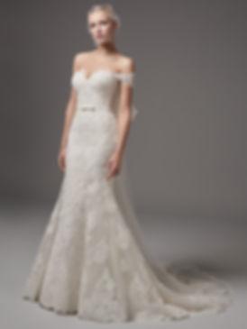 Wedding Dress, Sottero and Midgley, Malone