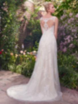 Wedding Dress, Rebecca Ingram, Olivia