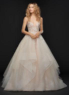 Wedding Dress, JLM Couture, Hayley Paige