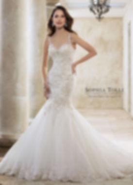 Wedding Dress, Sophia Tolli, Mon Cheri, Y11872 Samara