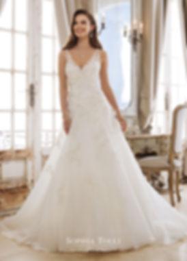 Wedding Dress, Sophia Tolli, Mon Cheri, Y11874 Artemis