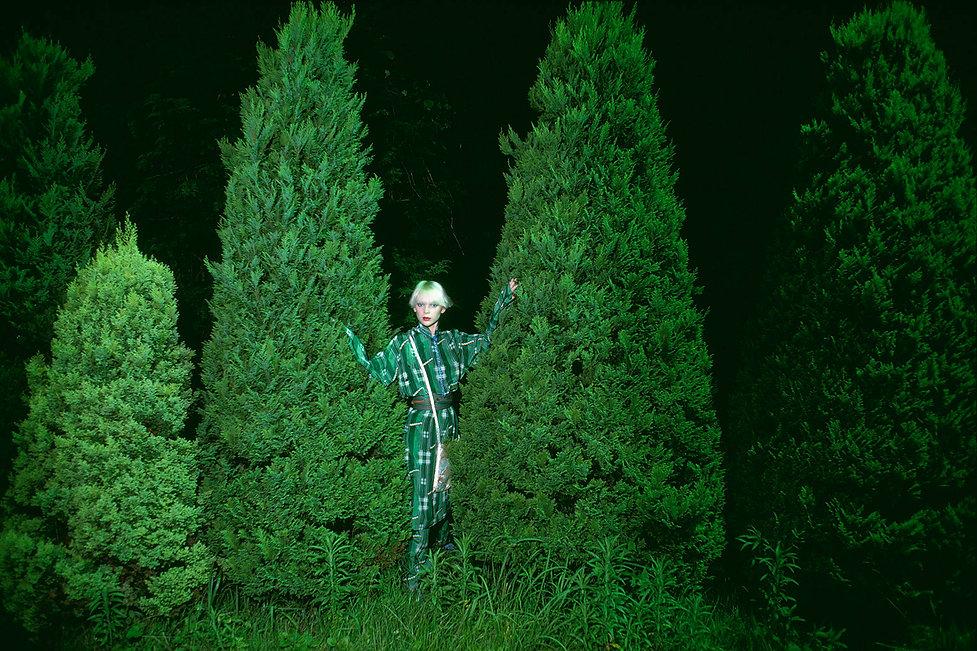Britt,Kansai Yamamoto,Trees,Aomori