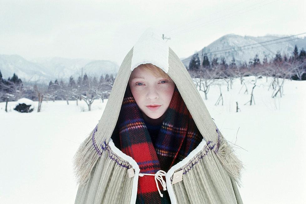 Britt,Snow country,Mino,Straw cape,Tōhoku