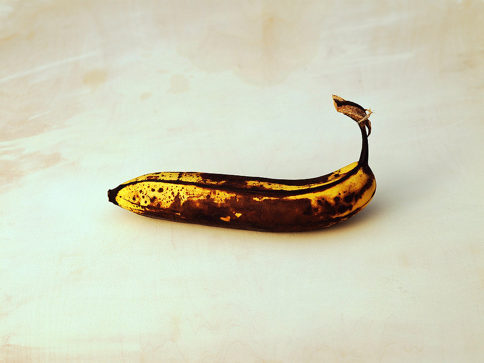 Ripe banana,Obsession
