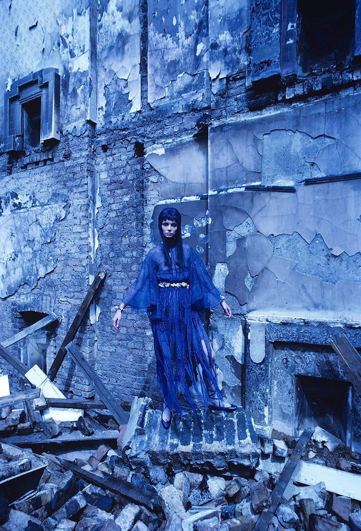 Zandra Rhodes,QUEST 2008,JanWard,AnAn Elle Japon,London(1970)