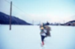 Britt,Snow country,Camera Mainichi