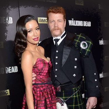 Michael Cudlitz - The Walking Dead premiere