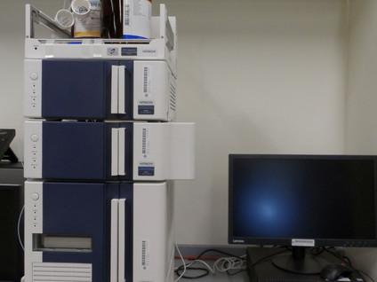 Hitachi Chromaster HPLC with UV-Vis Detector