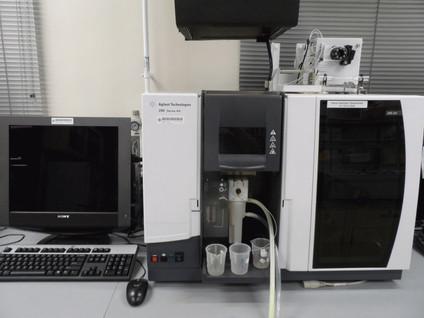 Agilent 240AA Atomic Absorption Spectrometer