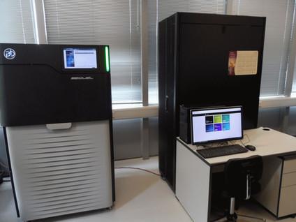 PacBio Sequel System DNA Sequencer