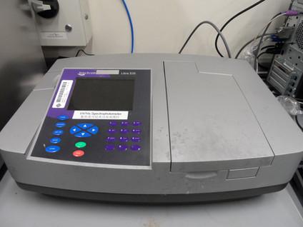 BioChrom Libra S35 UV-Vis Spectrophotometer