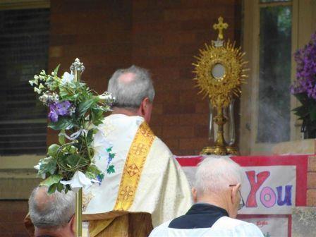 Corpus Chirsta Convent 2