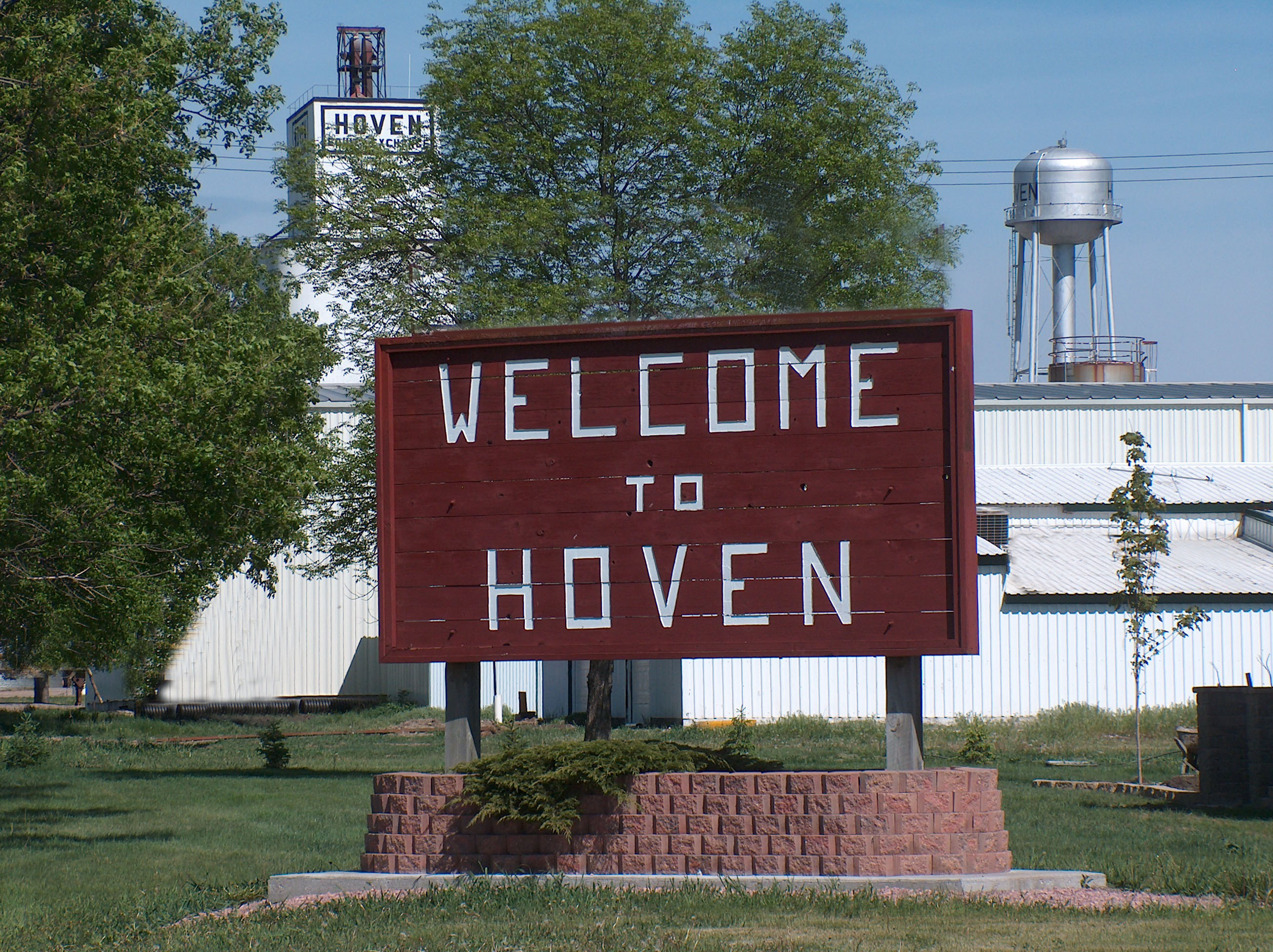 Picture of Welcome to Hoven
