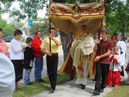 Corpus Chirsta Procession