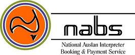 National Auslan Interpreter Booking & payment servics (nabs)