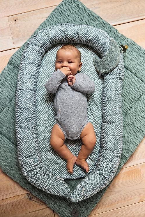 Babynest Snake ash green