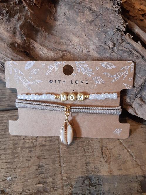 Mom armbandjes diverse designs