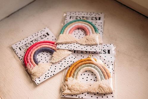 Regenboog hangers