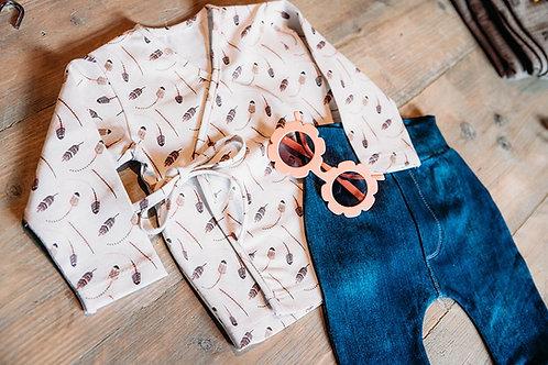 BAGGY - Broekje Jeans