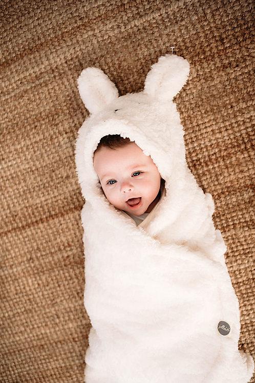 Wikkeldeken Bunny