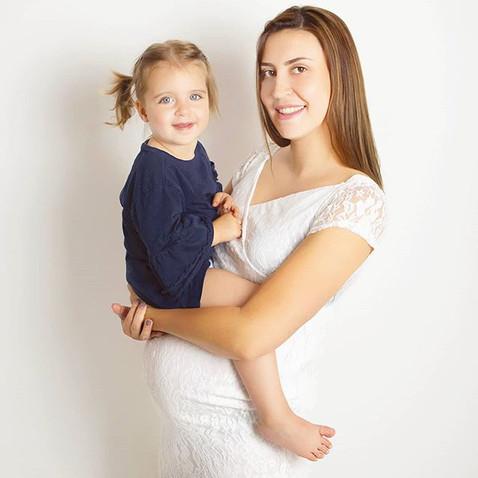 Pretty mommy ❤__________________________