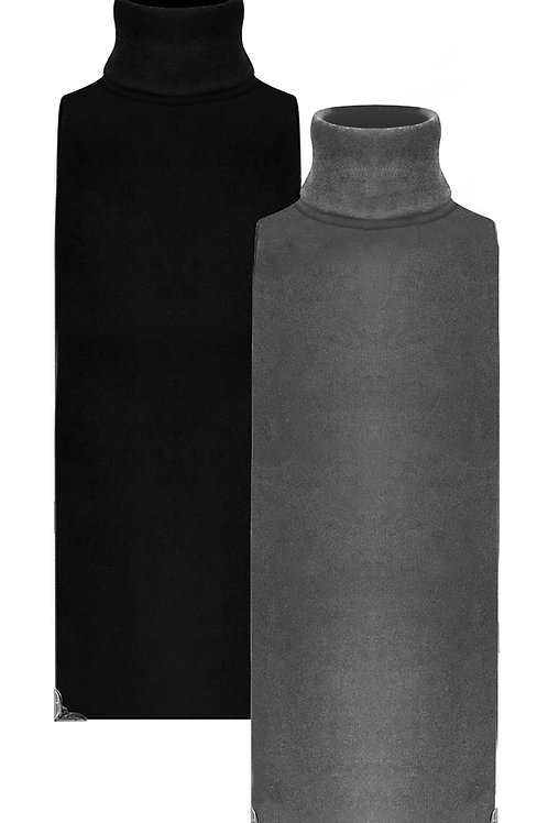 BASIC COLLAR LONG . Collar
