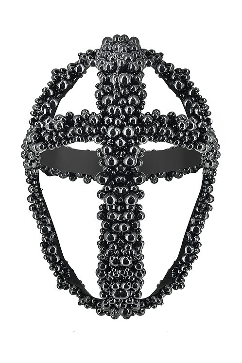 EMPIRE . Couture mask