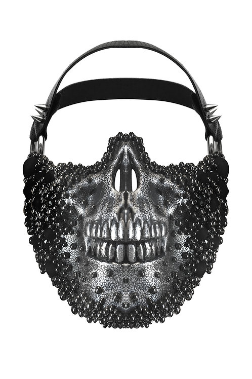 SKULL LUXE . Masque / Casquette