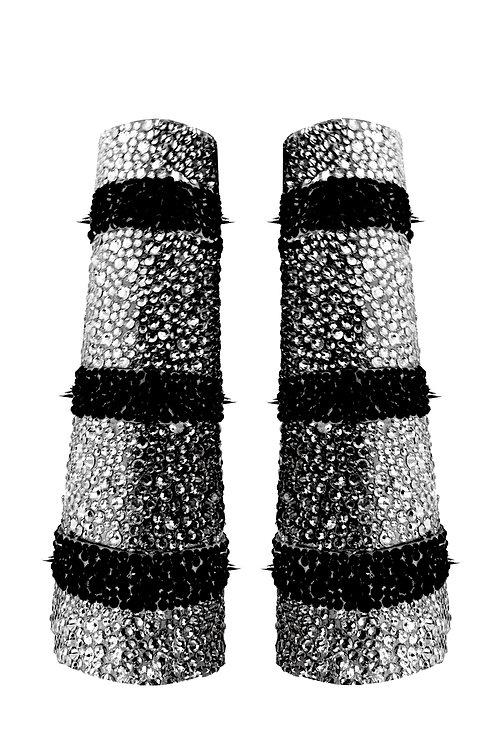 LONG SHINY BANDS . Long Bracelet