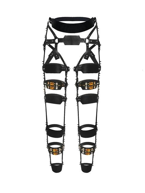 PRECIOUS BAND PANTS . Harness