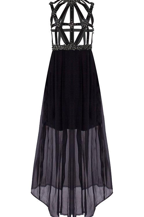 CAVALIER . Couture Dress