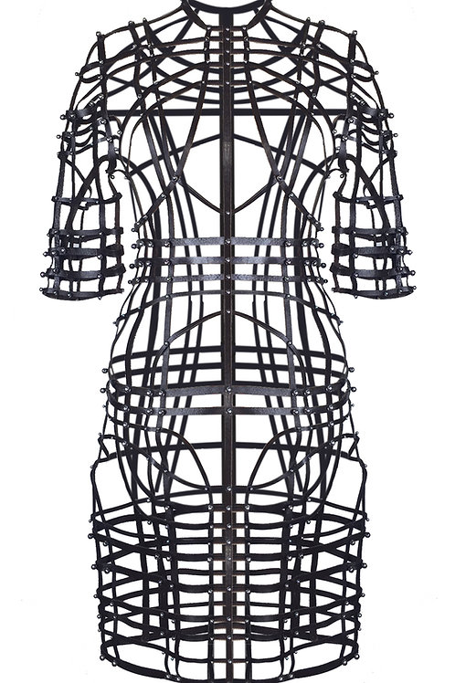 ENVOUTEMENT . Harness dress
