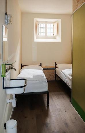 Doppelzelle Hotel Barabas Luzern