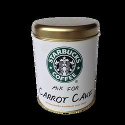 Starbucks Carrot Cake Mix