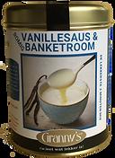 BANKETBAKKERSROOM BANKETROOM VANILLESAUS