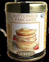 Granny's Buttermilk pancakes american we