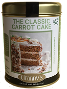 classic carrot cake recipe recept mix Gr