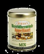 Appeltaart mix recept snel makkelijk ouderwets Granny wereldberoemd