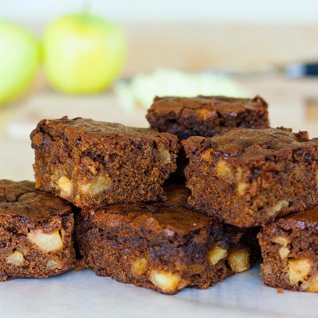Granny's Brownies chocolade walnoten ama