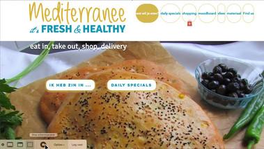 mediterranee fresh& healthy food
