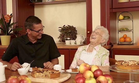 Oma Granny's Appeltaart recept tip ouderwets huisgemaakt makkelijk