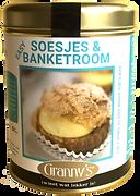 banketroom banketbakkersroom soesjes pro