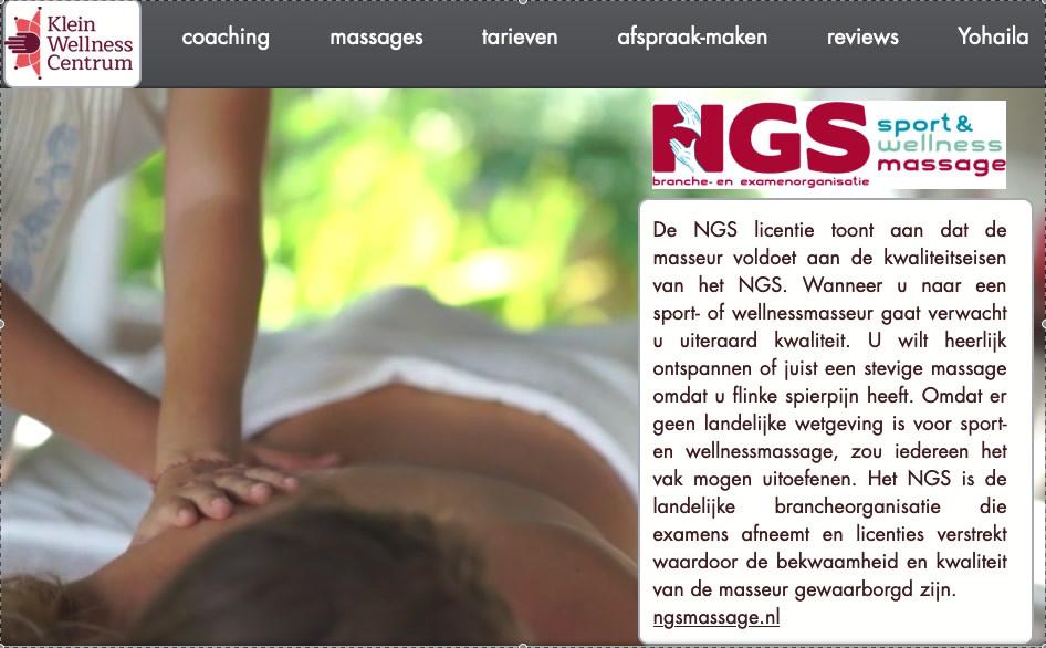 Kleinwellness coaching massage Yohaila Martis Mindontop