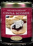 cinnascones engelse scones Granny's rece