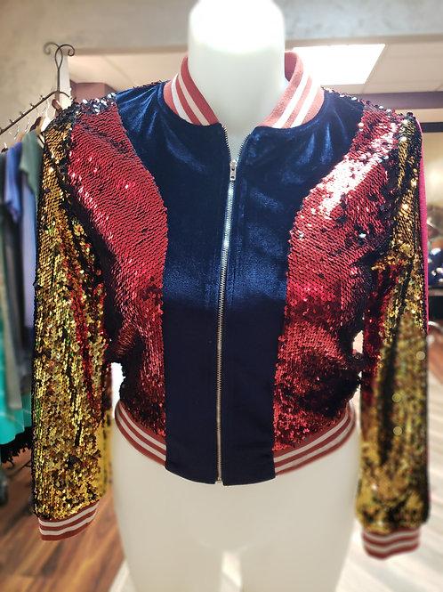 Sequince sport jacket