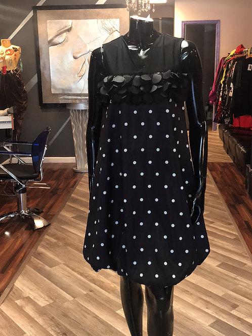 SD Polkadot Bubble Dress